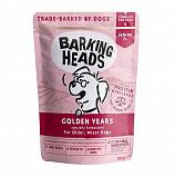 "Barking Heads паучи для собак старше 7 лет ""золотые годы"""