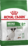 Royal Canin корм для пожилых собак малых пород (до 10 кг): 8-12лет (mini adult +8)