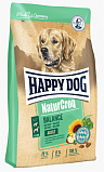 Happy dog натур крок корм для собак с 5 зерновыми культурами, овощами и сыром (naturcroq balance)